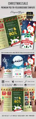christmas premium tri fold psd brochure template by christmas premium tri fold psd brochure template
