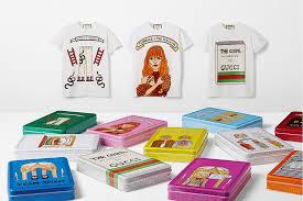 Модная карикатура: коллекция <b>футболок Gucci</b> с рисунками ...