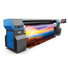 <b>Konica</b> Flex Printing Machine