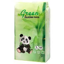 <b>Green Bamboo Panda</b> Подгузники-<b>трусики</b> L (9-14 кг) 44 шт ...