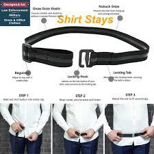 2019 Shirt Holder <b>Men Women Adjustable</b> Shirt Stay Best Shirt ...