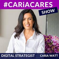 #CariaCares - Digital Strategy
