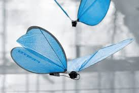 Robot <b>Butterflies</b> Could Fool Anyone Into <b>Thinking</b> its The Real Thing