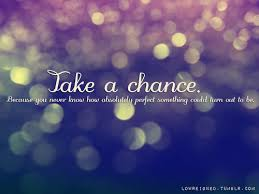 Image result for graphic photos of taking a chance