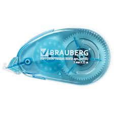 "Купить <b>Корректирующая лента BRAUBERG</b> ""Maxi"", увеличенная ..."