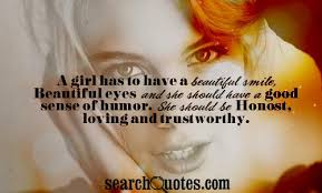 Beautiful Smile Compliments Quotes via Relatably.com
