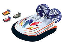 Р/У игрушка <b>Амфибия на воздушной</b> подушке RTO-0008-01 R06487