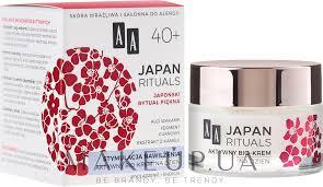 AA Cosmetics Japan Rituals 40+ - Стимулирующий <b>увлажняющий</b> ...