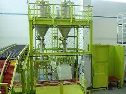 <b>Big bag</b> filling station - Emde Automation GmbH