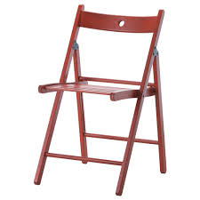 dining height folding chair terje folding chair red tested for  lb width