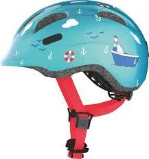 <b>Abus</b> детский велосипедный <b>шлем Smiley</b> 2.0 бирюзовый с ...