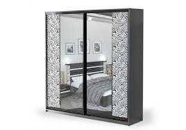 Спальня <b>Сан Ремо</b> : <b>Сан Ремо</b> шкаф-купе 1,8 <b>СР</b>-01 с <b>зеркалом</b>