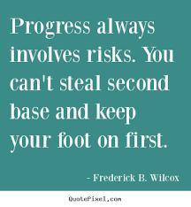 Progress Quotes. QuotesGram via Relatably.com