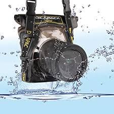 DiCAPac WP-S5 Waterproof Case for Digital SLR ... - Amazon.com
