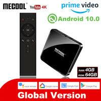 <b>Mecool</b> Android TV Box