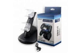 <b>Зарядная станция</b> для геймпадов PS4 <b>Dual</b> Charging Dock IV ...