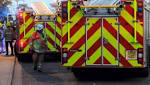 Three fire crews attending to reports of a shed on fire in Invergordon | Press and Journal