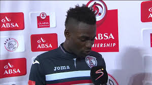 watch footballer thanks wife and girlfriend on live tv football mohammed anas of the state stars wanted to thank his loved ones after winning man