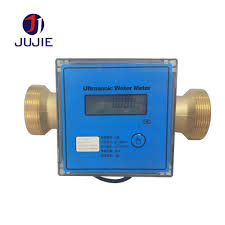 China Ultrasonic <b>Water</b> Meter Sensor of <b>Digital LCD Display</b> for ...