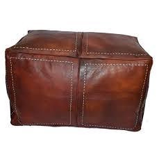 <b>Brown Pouf</b>, Moroccan <b>pouf</b>, Berber <b>pouf</b> Moroccan <b>handmade pouf</b> ...