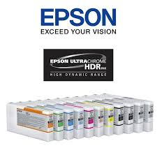 <b>Epson</b> 5070 Ink Cartridges