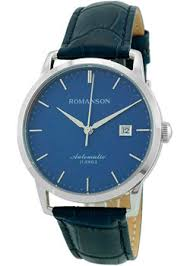 <b>Часы Romanson TL7A11RMW</b>(<b>BL</b>) - купить <b>мужские</b> наручные ...