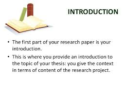 Research paper on entrepreneurship    Research Paper