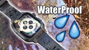 Best <b>Waterproof Case</b> For The Series 4-5 <b>Apple</b> Watch - YouTube