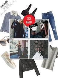 Разбираем гардероб Джиджи Хадид — www.ellegirl.ru