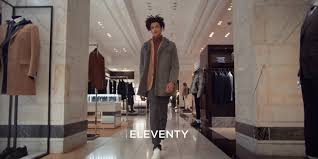 Eleventy Milano - Selfridges' and GQ's <b>Tailoring</b> & <b>Casual</b> Campaign ...