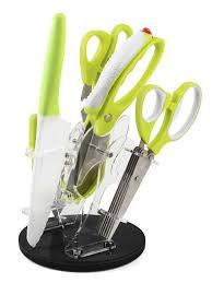 "<b>Набор кухонных ножниц</b> для салата ""Kerle Koch"", на подставке ..."