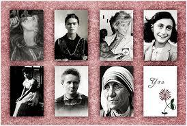 Resultado de imagen de important women in history