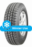 <b>Goodyear Cargo UltraGrip 2</b> (Winter Tyre) Tyres at Blackcircles.com