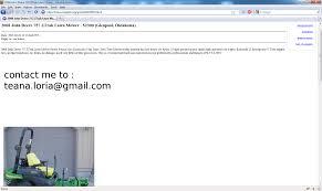 fight the scams tag scam craigslist scam john deere 757 ztrak lawn mower