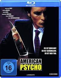 american psycho amazon co uk dvd blu ray