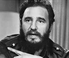 Resultado de imagem para fotos ou imagens de Fidel Castro