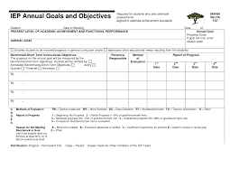 best photos of annual goals template annual iep goals and annual iep goals and objectives
