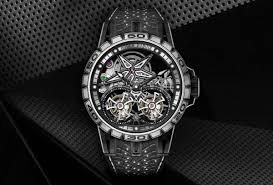 Roger Dubuis plays it cool with the Excalibur <b>Pirelli Ice Zero</b> 2 – FHH ...