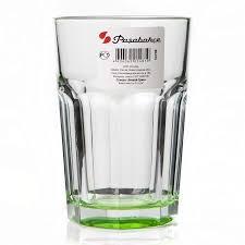 Стакан <b>Pasabahce Enjoy Green</b>, 355 мл (дно зеленое) – купить в ...