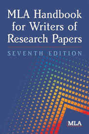 Mla handbook for writers of research papers  th edition online     Mla handbook for writers of research papers  th edition online   Phd thesis on occupational stress