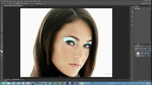 adobe photo cs6 how to apply makeup to a person