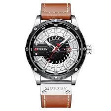 <b>CURREN 8374</b> Silver Quartz Watches Sale, Price & Reviews ...