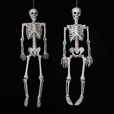 <b>2pcs</b> Horror Skeleton Human Hands Bone <b>Halloween Party</b> Terror ...