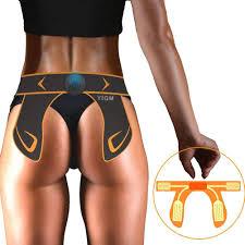 USB <b>Rechargeable</b> Hips Muscle <b>Trainer</b> Unisex <b>EMS Hip</b> Lifting ...