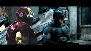 batman v superman v iron man v captain america dawn of civil war official trailer batman superman iron man 2