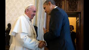 Cause for Hope: Sister Simone Campbell on the Pope Francis-Obama Meeting   CathNewsUSA - OBAMAPOPECROPPED