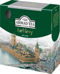 <b>Чай черный</b> AHMAD <b>TEA Tea</b> Earl grey с бергамотом байховый к ...