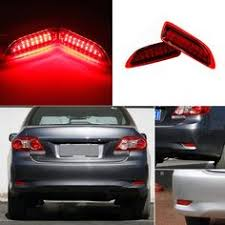 <b>2Pcs</b> Backup <b>Tail Light</b> Rear <b>Bumper</b> Lamp LED Reflector stop ...