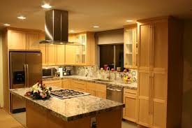 maple kitchen cabinet group picture help me pick a granite natural maple cabinets dark floors kitchen mapl