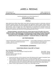 sample resume army logistics officer experience resumes sample resume army logistics officer